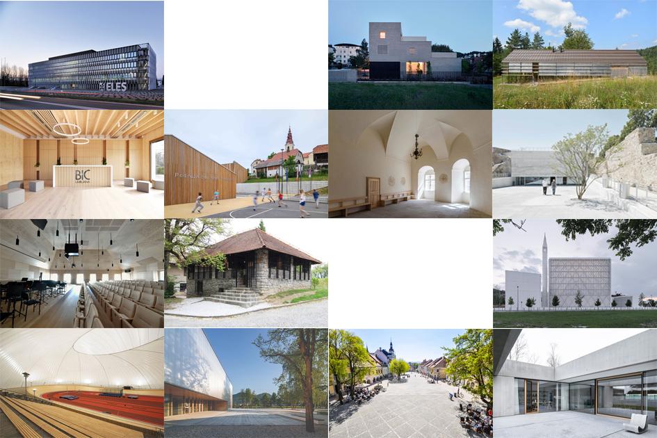 13 Nominacij za nagrado Mies van der Rohe