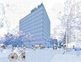 Razstava natečajnih elaboratov za Urbano prenovo medicinskega središča Vodmat