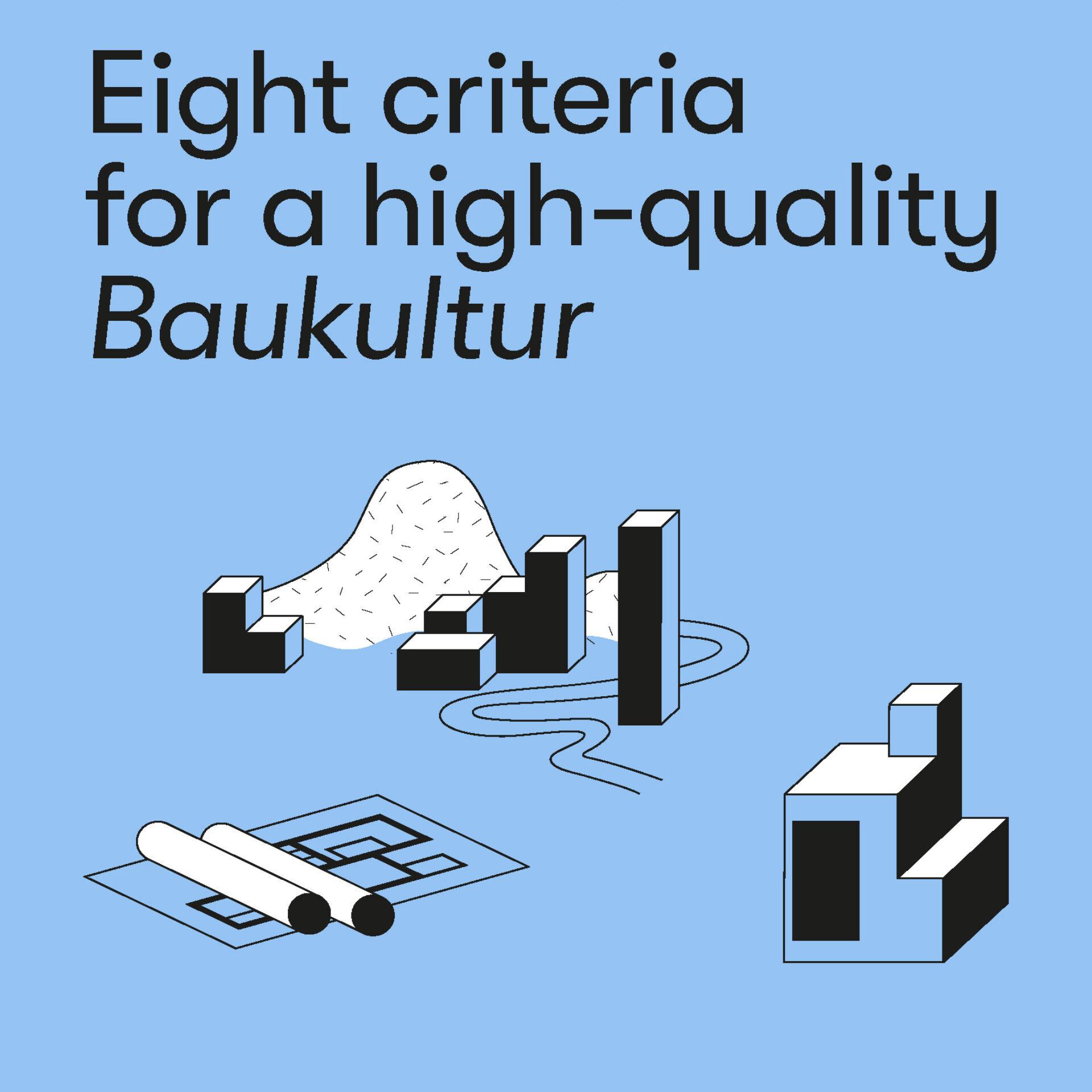 8 kriterijev Baukultur