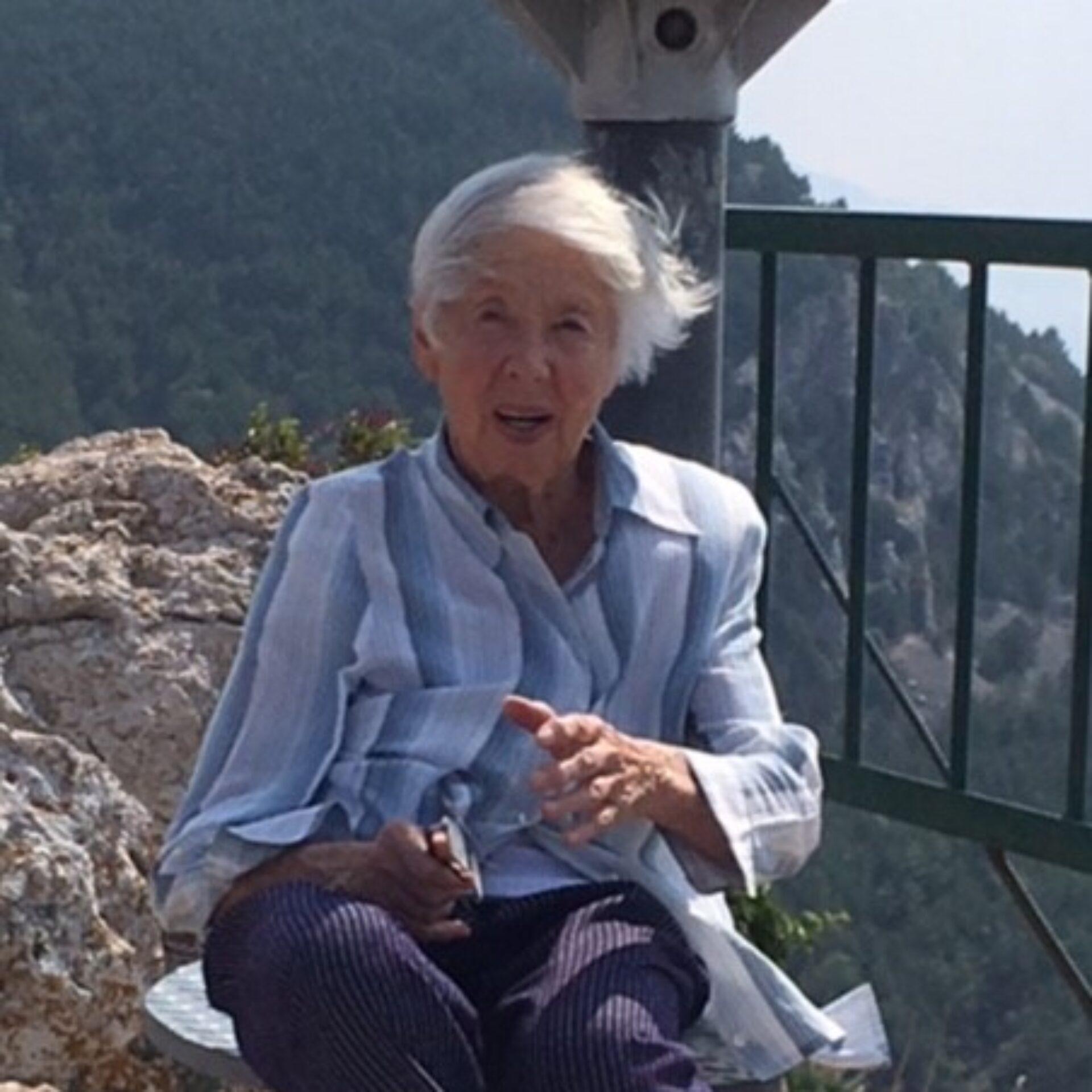 Umrla je arhitektka Majda Dobravec Lajovic  (1931-2020)