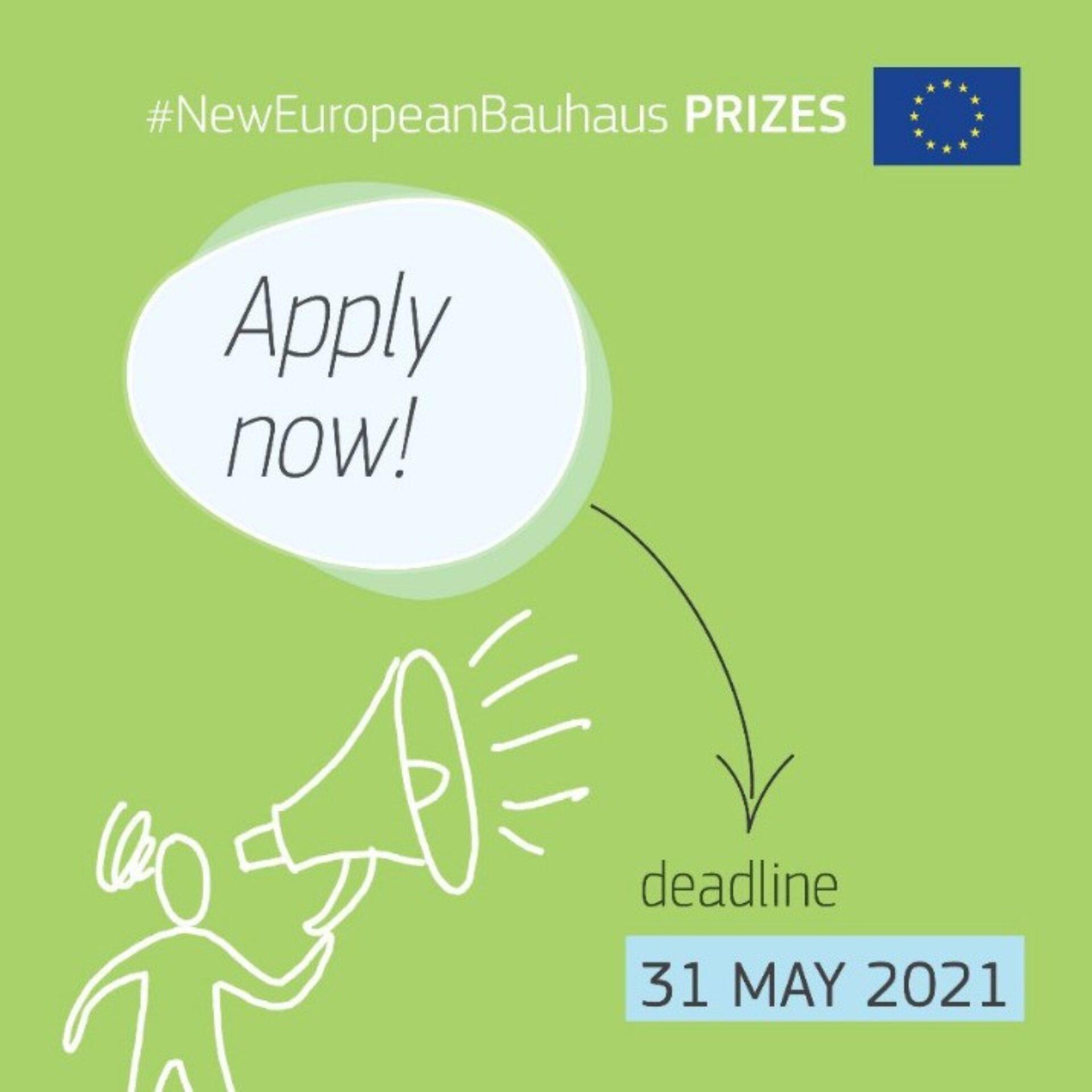 Razpis za nagrade New European Bauhaus 2021